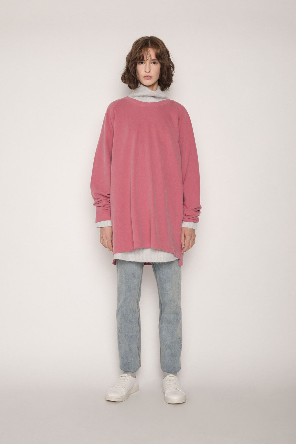 Sweater H351 Pink 1