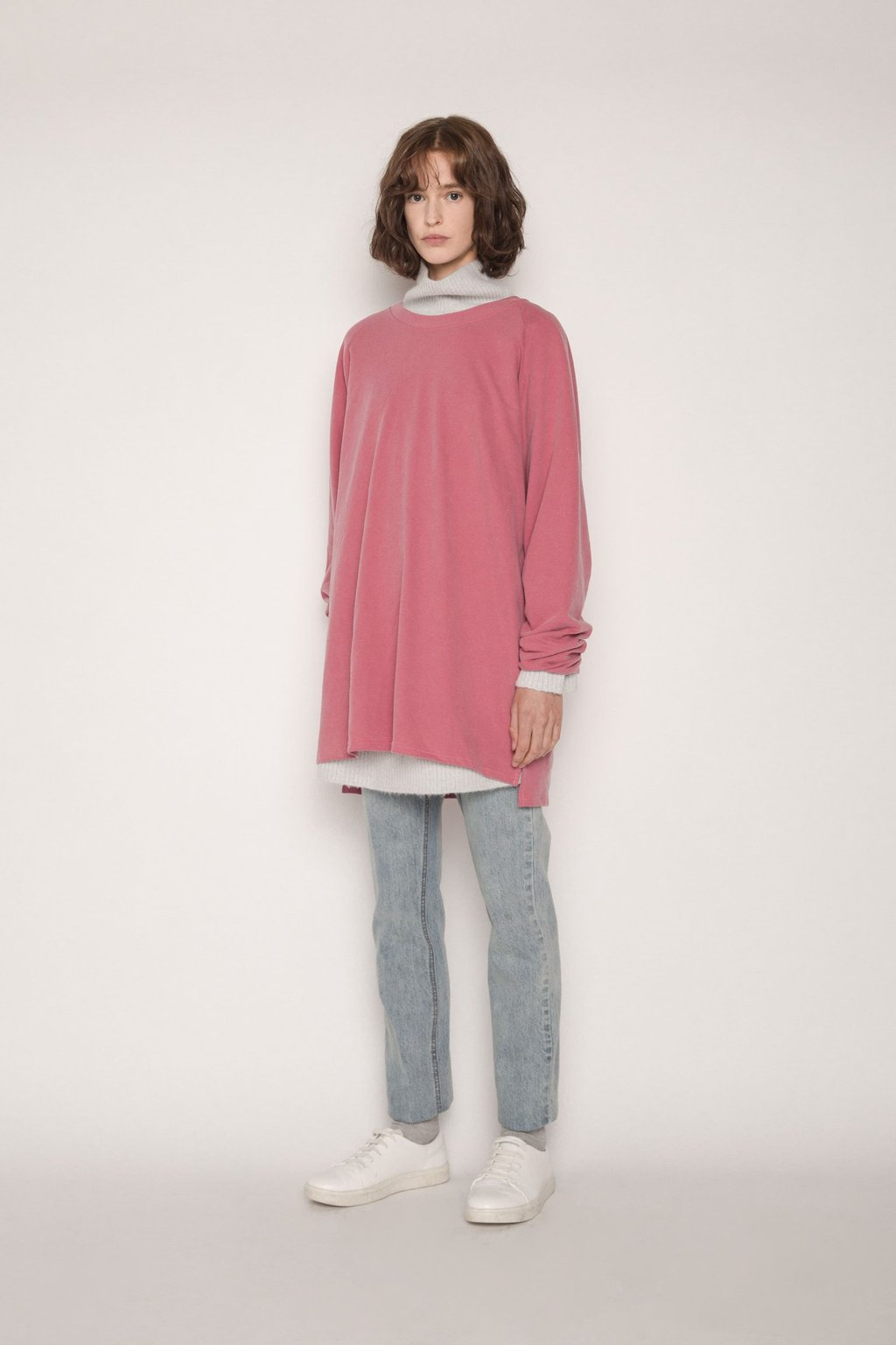 Sweater H351 Pink 3