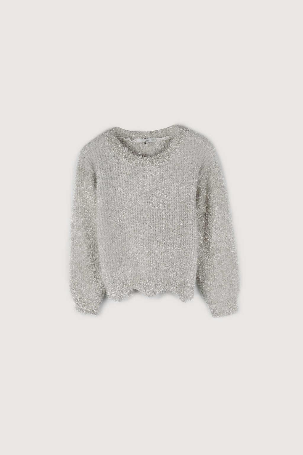 Sweater H492 Cream 7