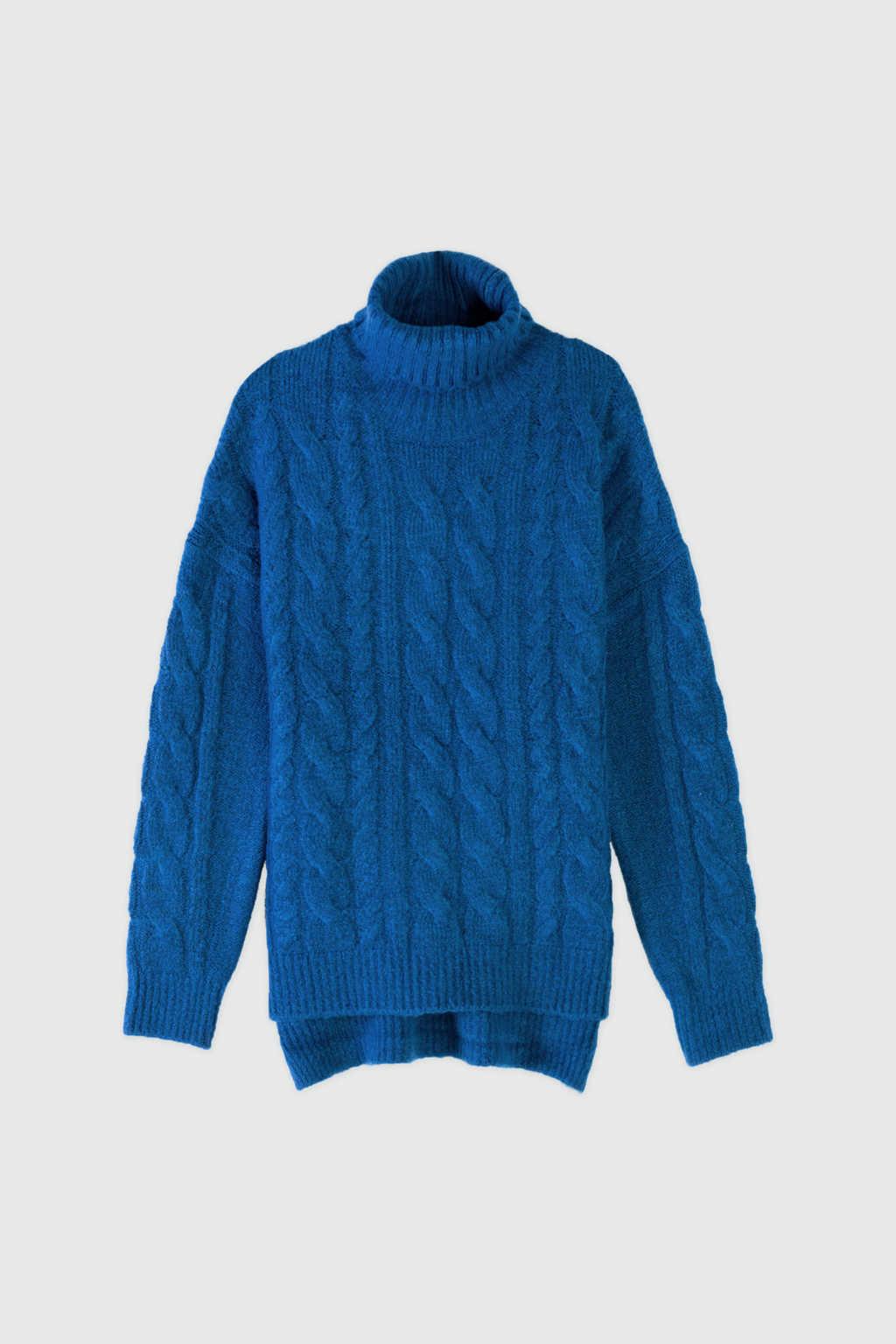 Sweater J019 Blue 7