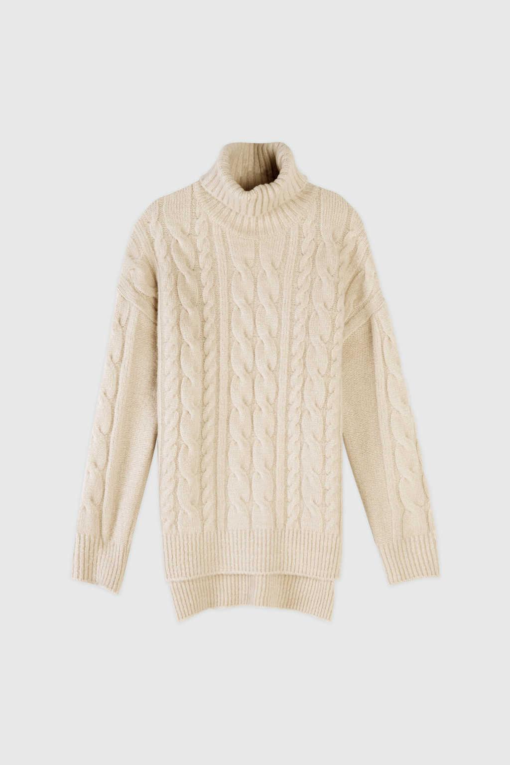 Sweater J019 Cream 5
