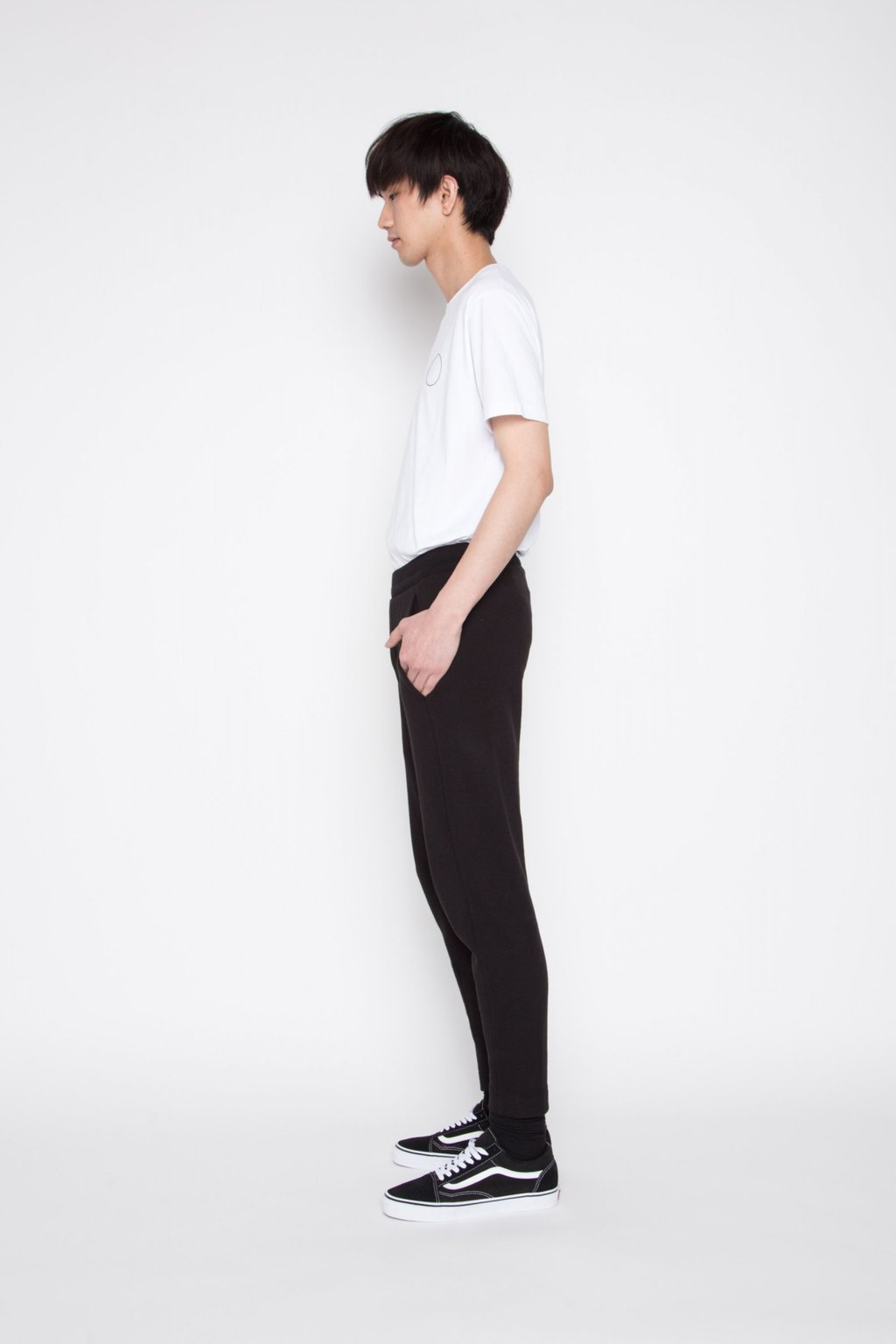 Sweatpant 1246 Black 3