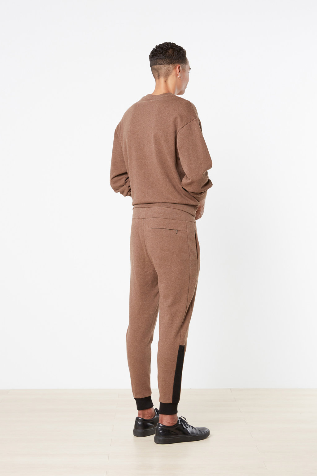 Sweatpant 2371 Heather Brown 10