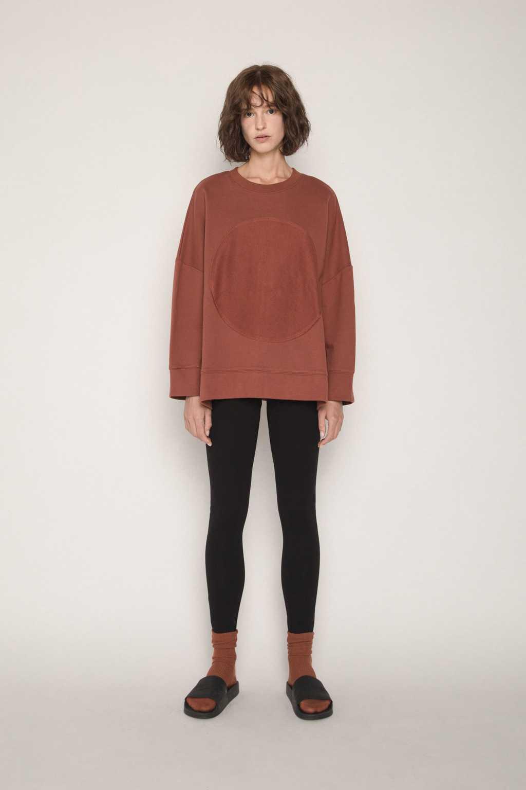 Sweatshirt 1521 Red 1