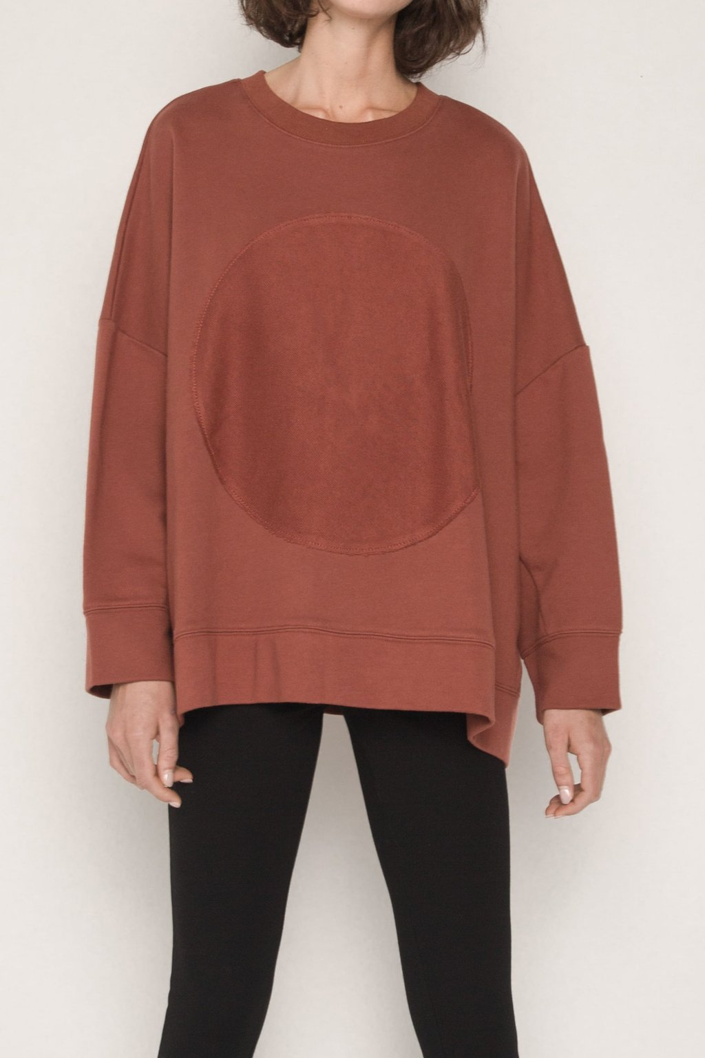 Sweatshirt 1521 Red 2
