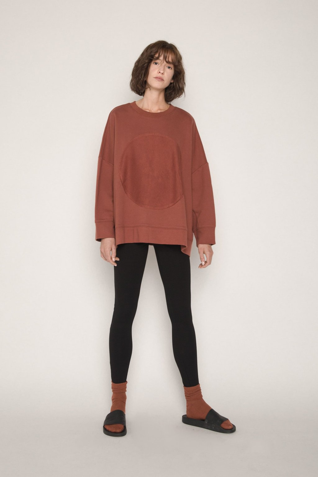 Sweatshirt 1521 Red 3