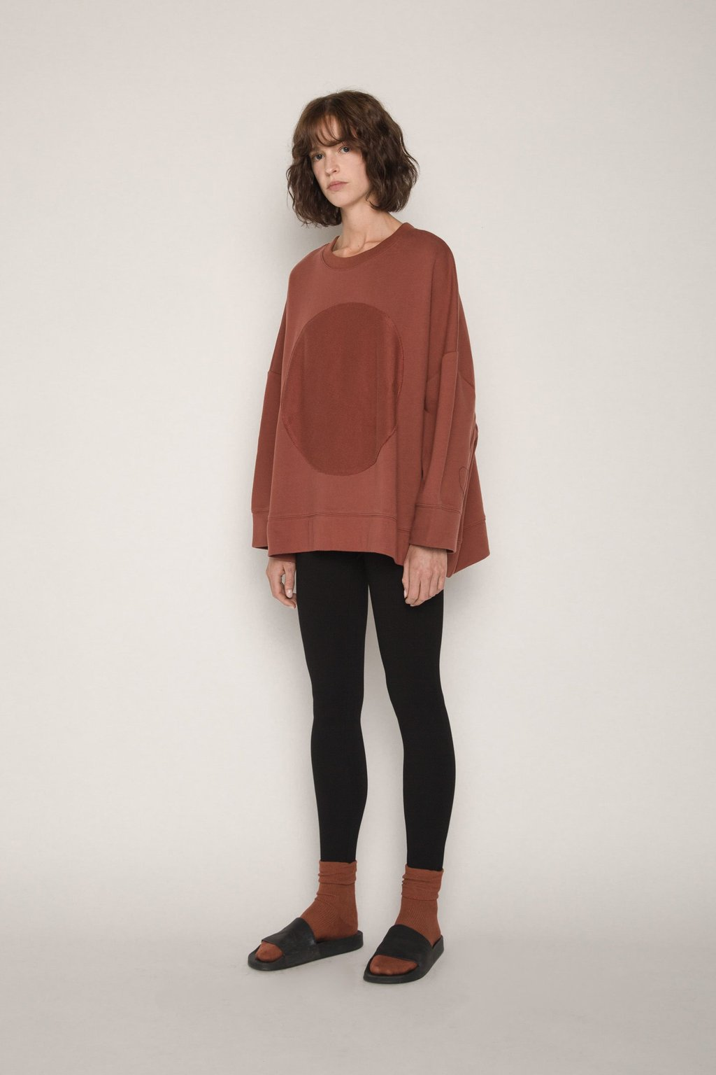 Sweatshirt 1521 Red 4