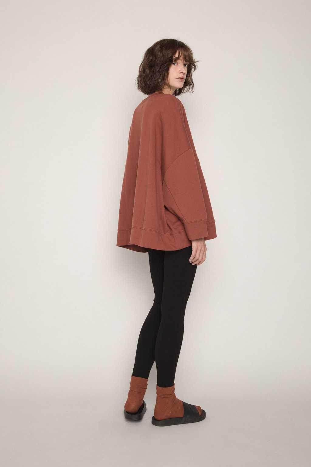 Sweatshirt 1521 Red 5