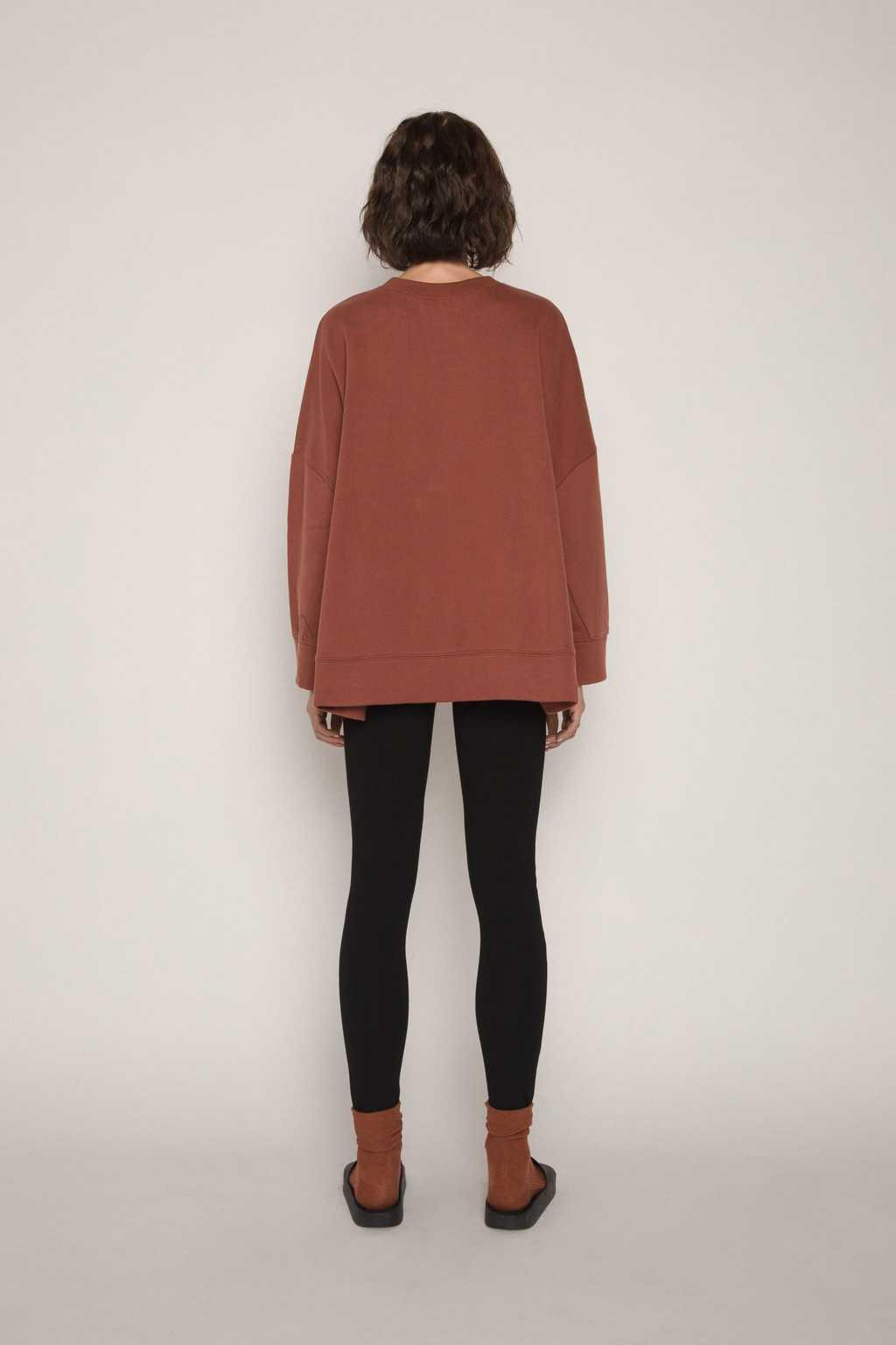 Sweatshirt 1521 Red 6