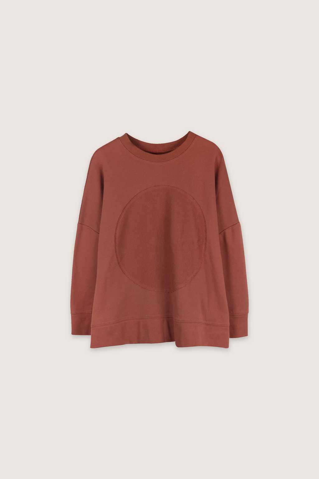 Sweatshirt 1521 Red 7