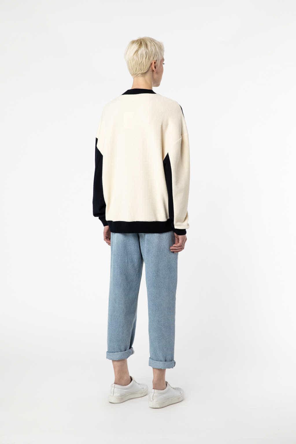 Sweatshirt 20122019 Cream 4