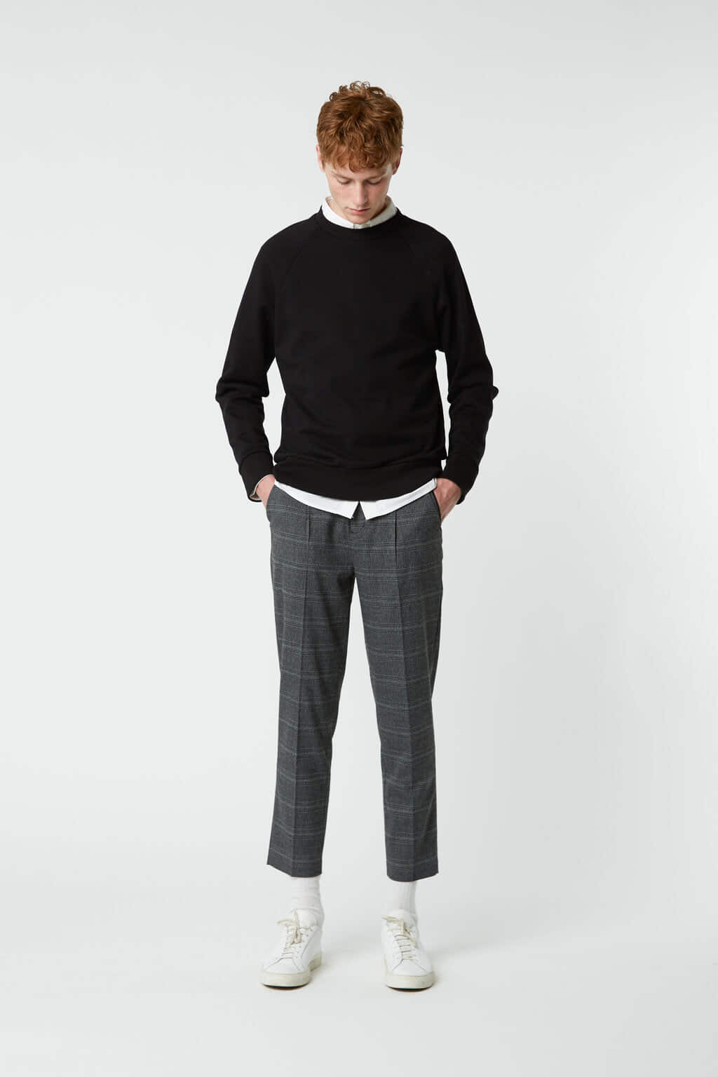 Sweatshirt 2474 Black 3