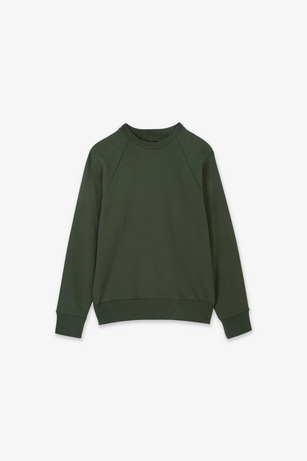 Sweatshirt 2474 Green 11