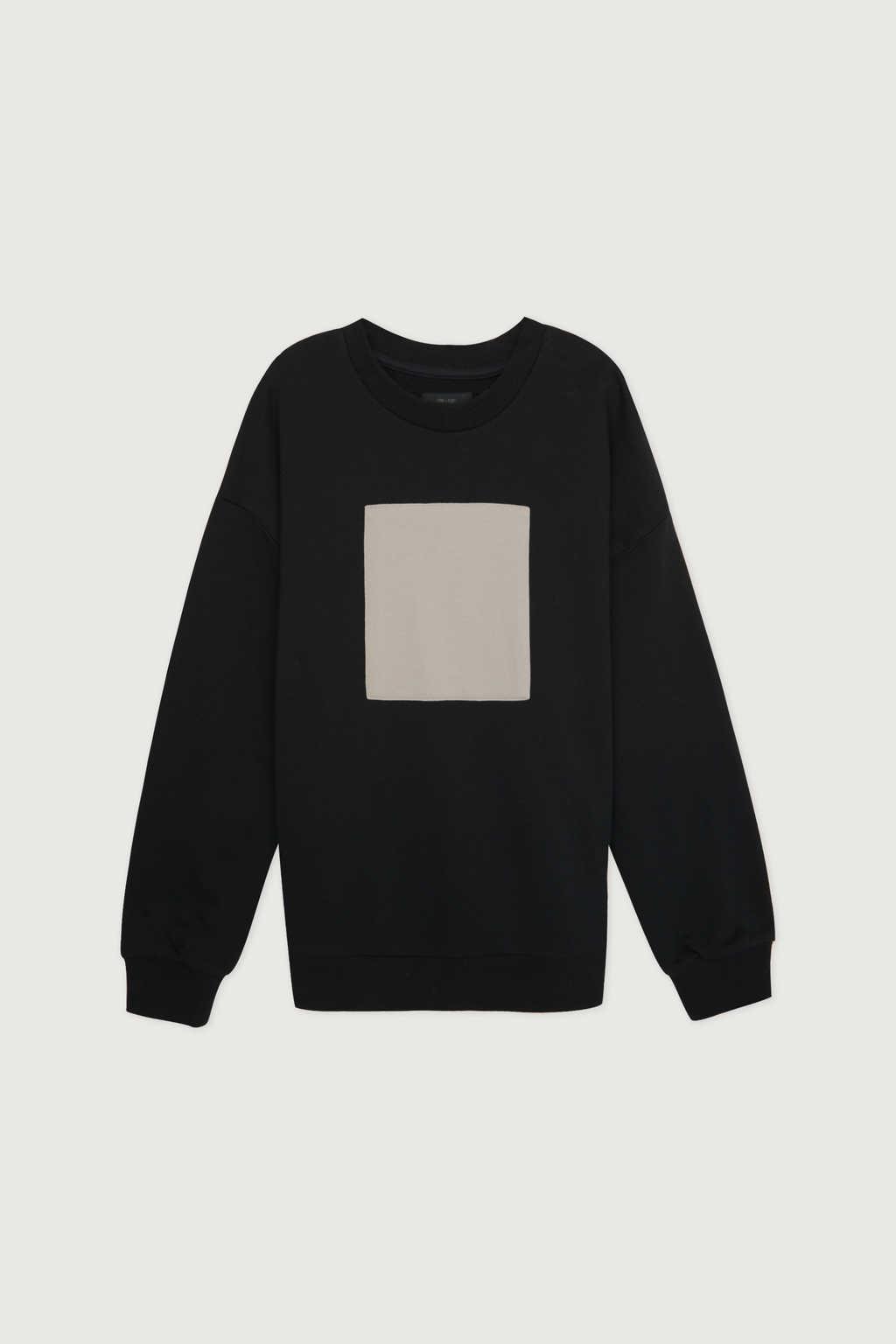 Sweatshirt 3138 Black 17