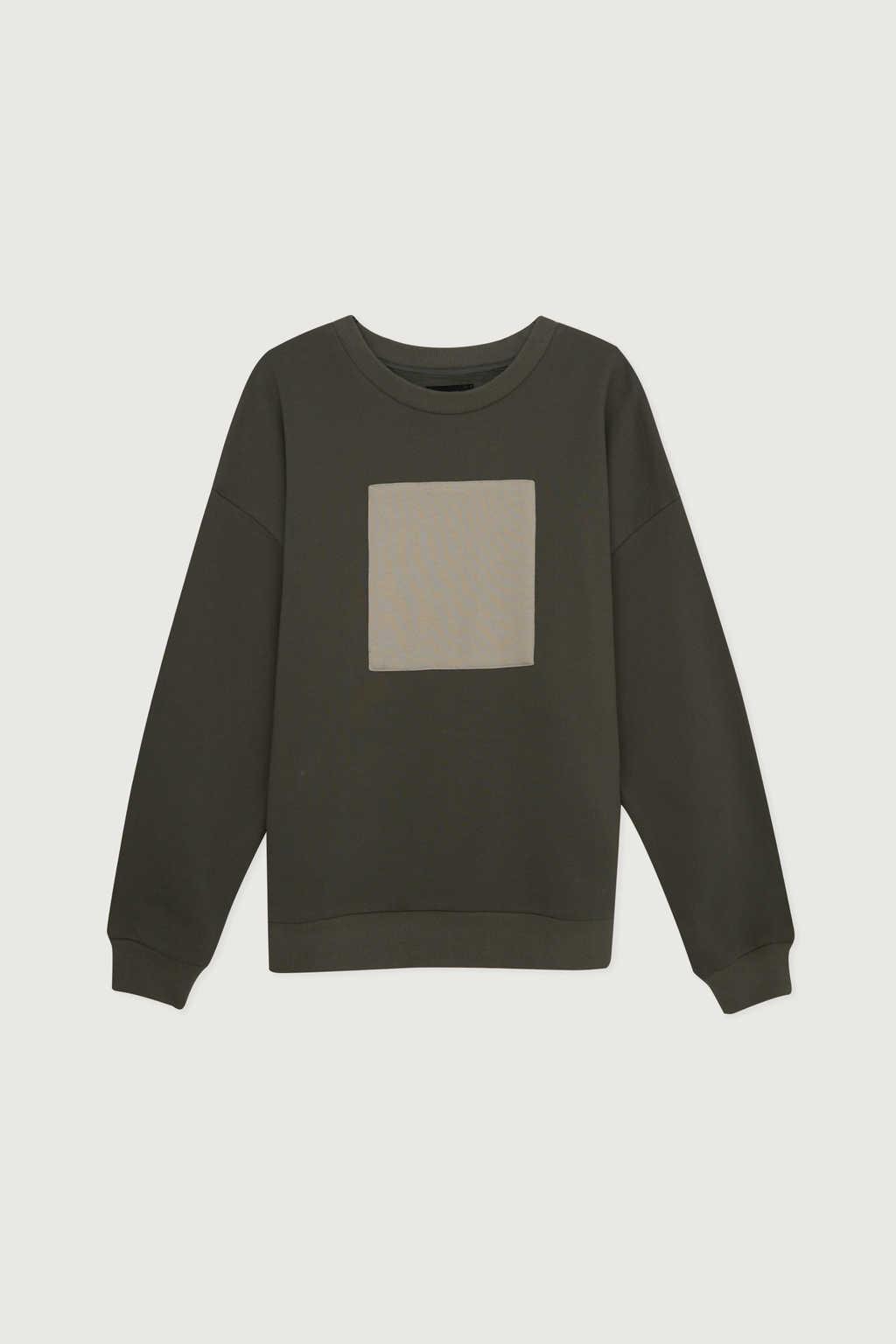 Sweatshirt 3138 Olive 11