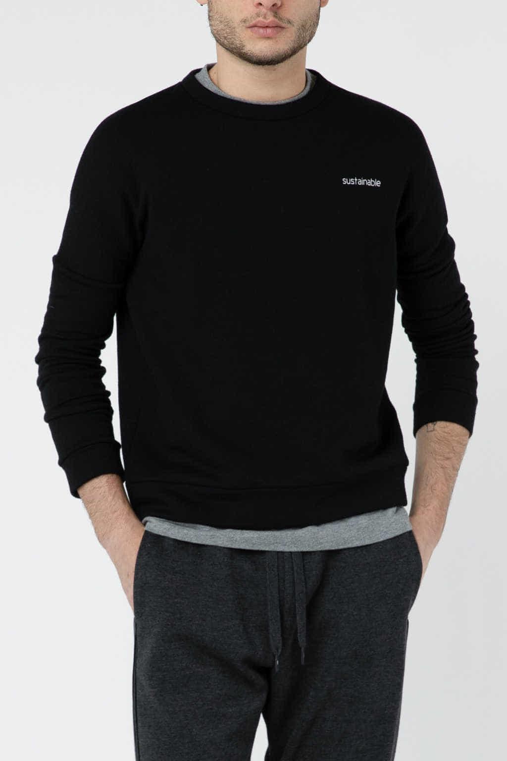 Sweatshirt 3302 Black 10