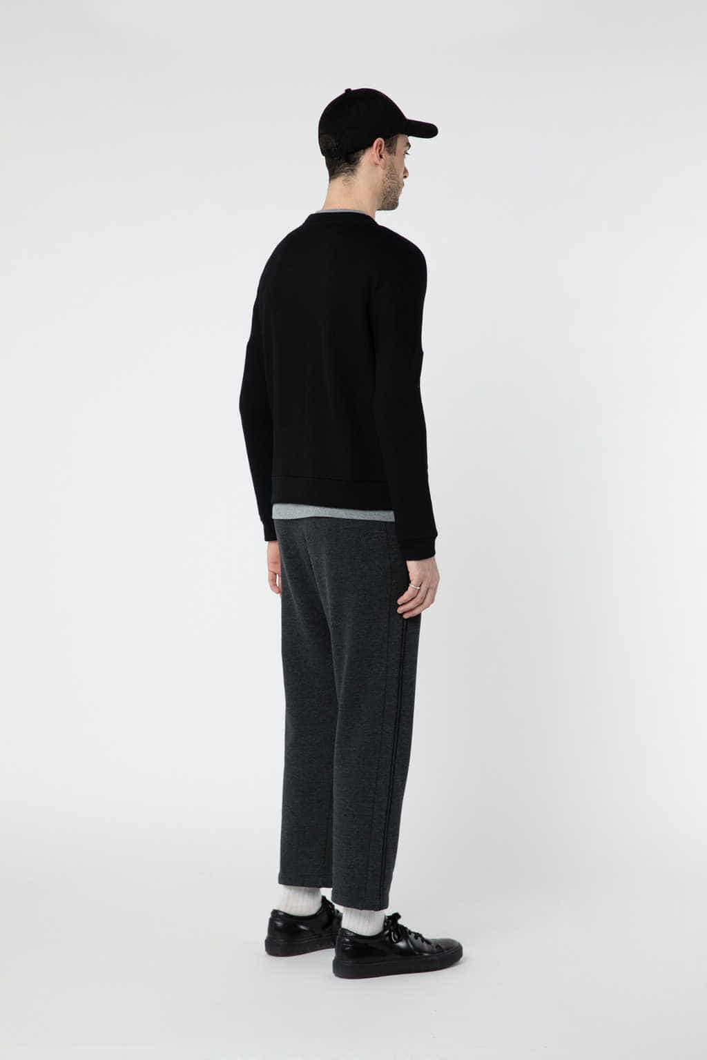 Sweatshirt 3302 Black 11