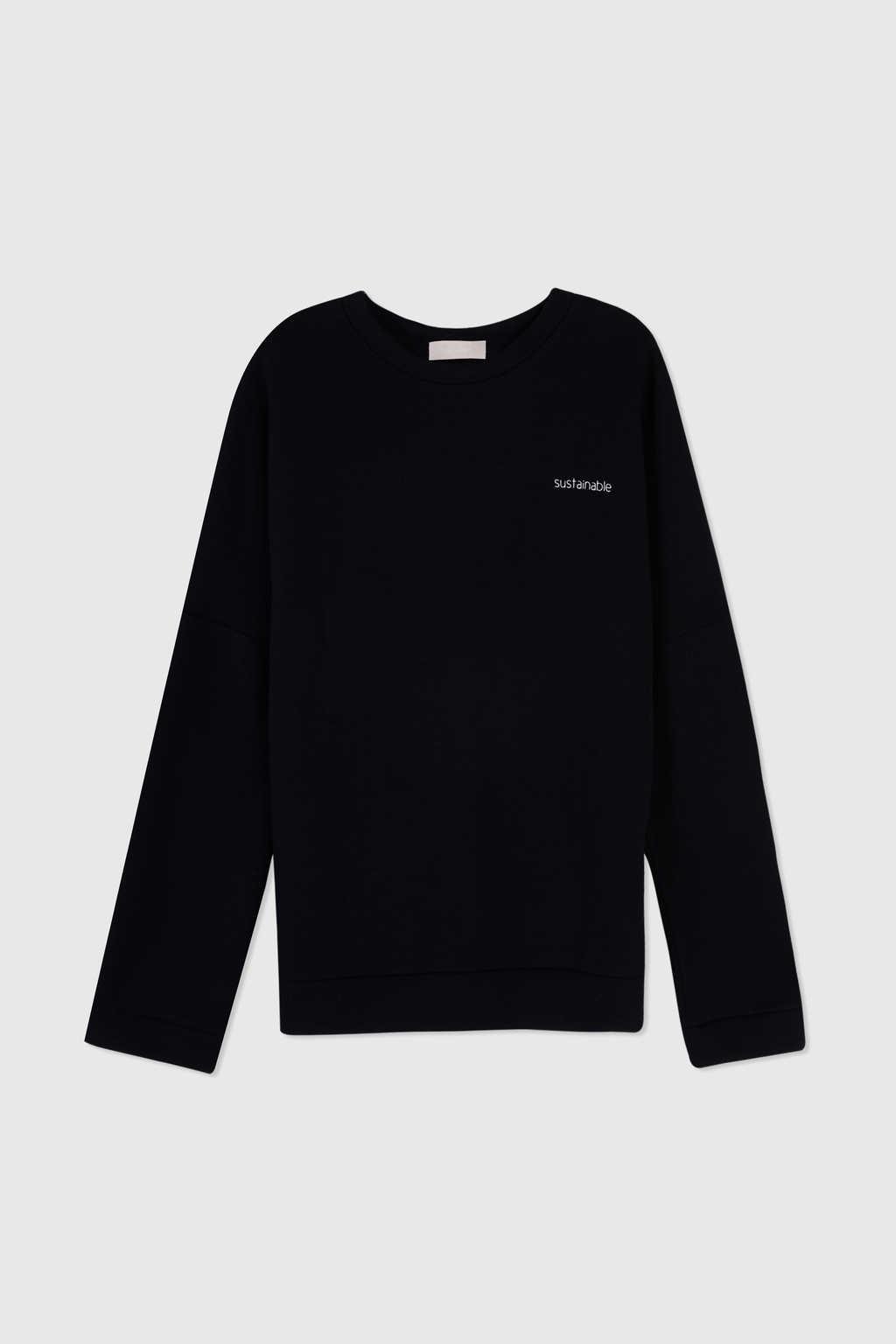 Sweatshirt 3302 Black 12