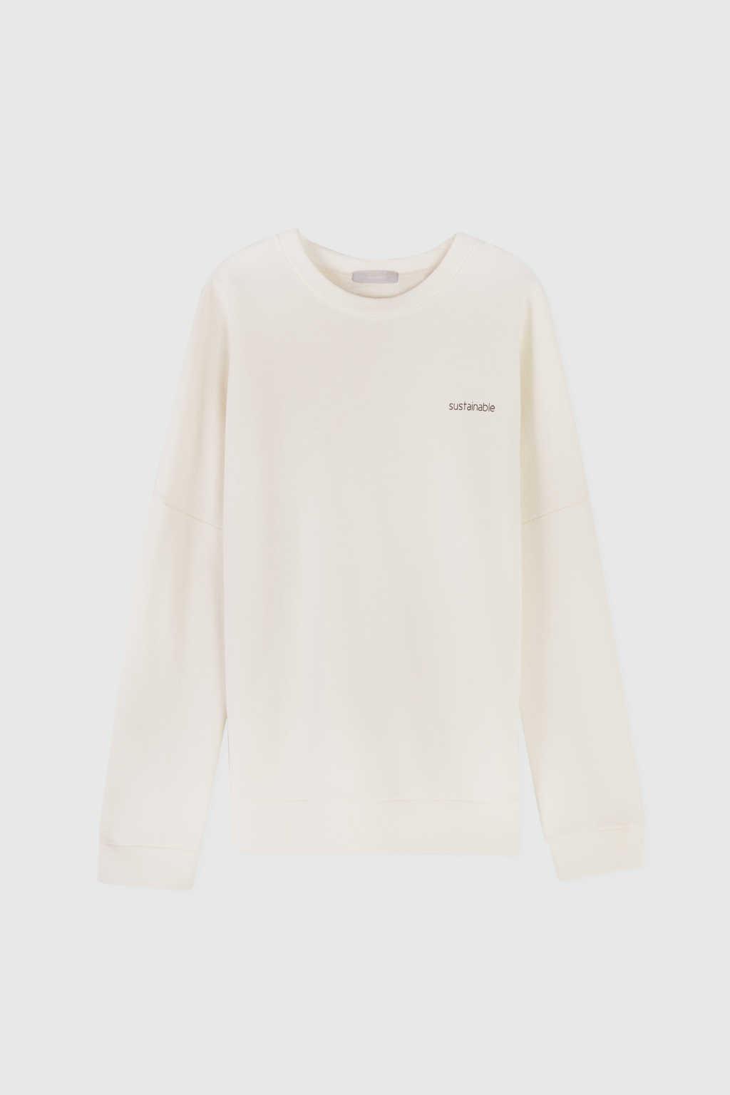Sweatshirt 3302 Cream 6