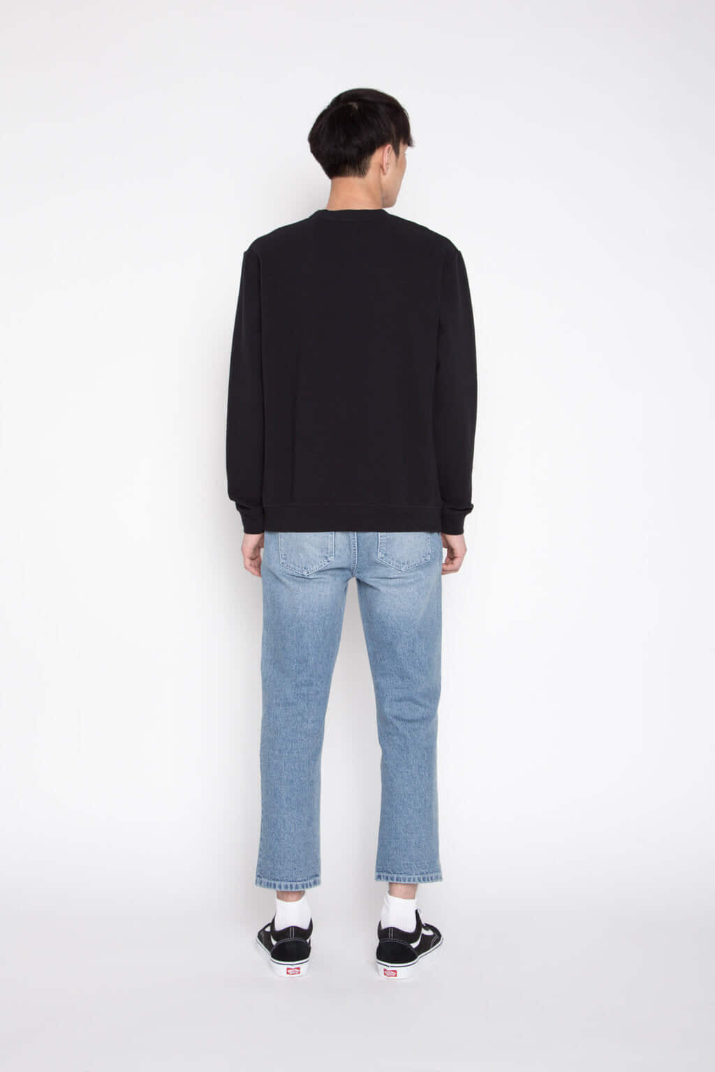 Sweatshirt 545 Black 2