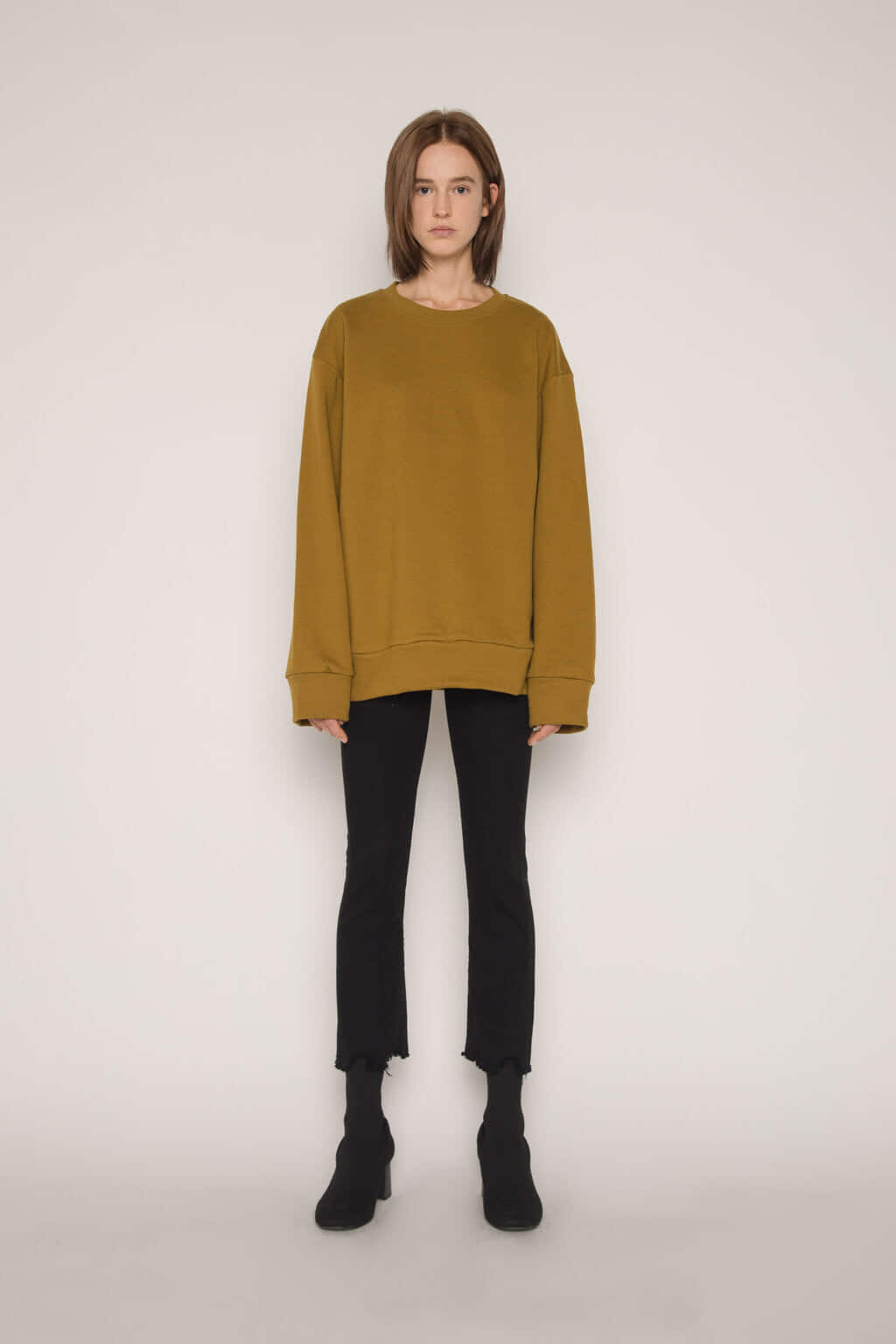 Sweatshirt H360 Olive 1