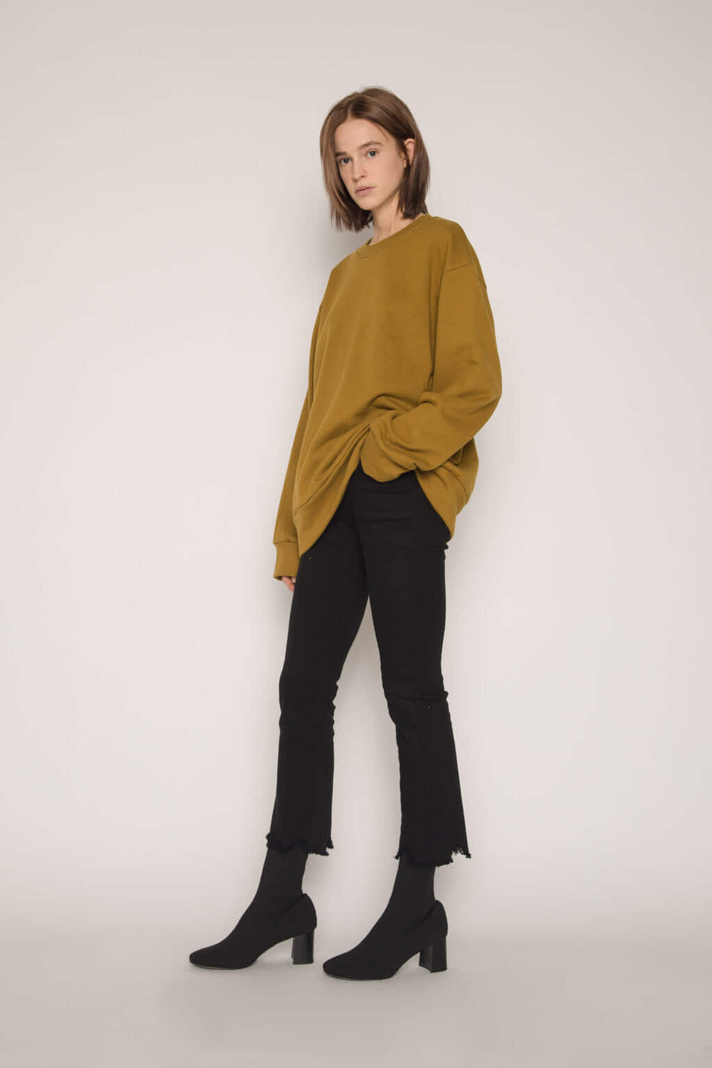 Sweatshirt H360 Olive 3