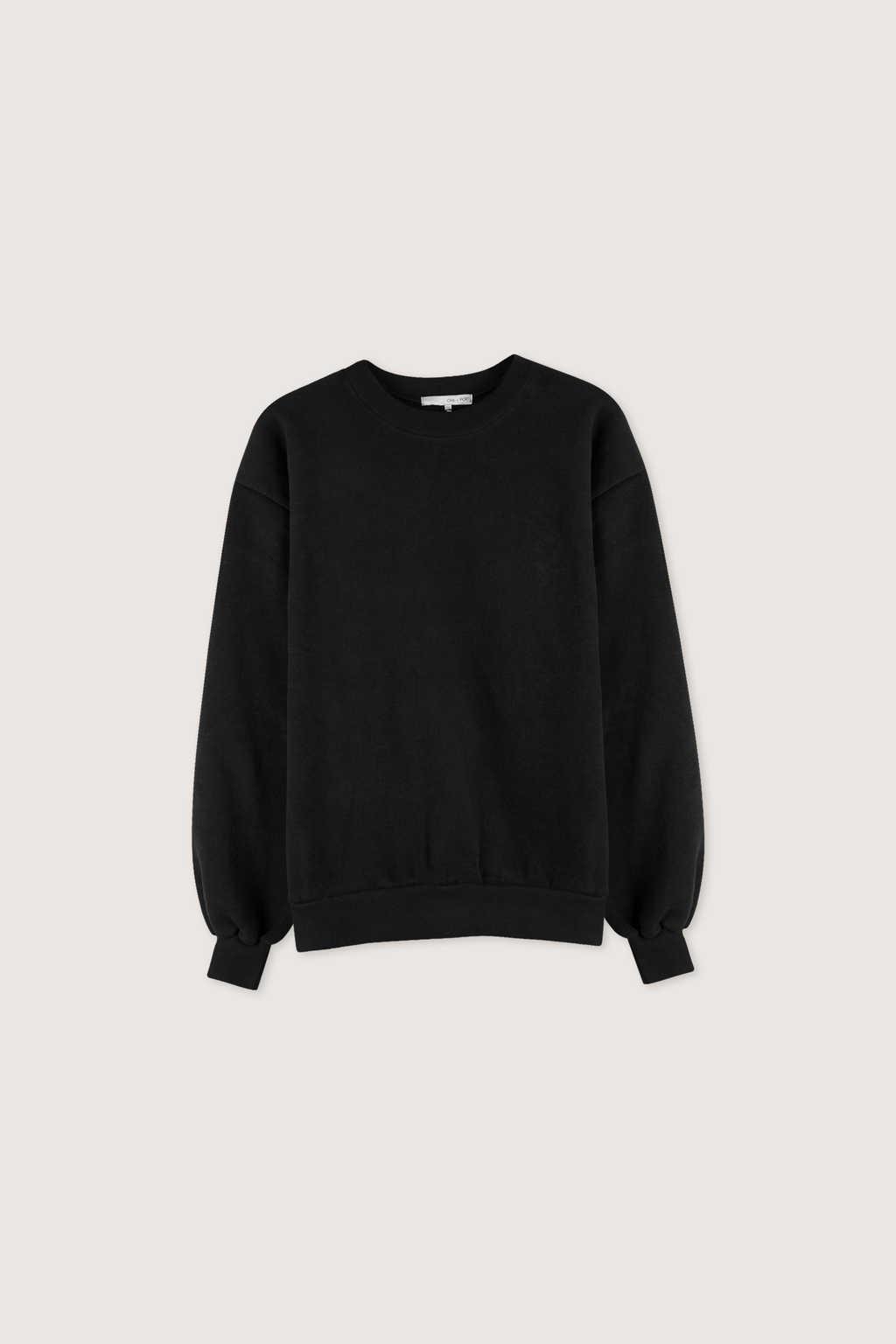 Sweatshirt H479 Black 9