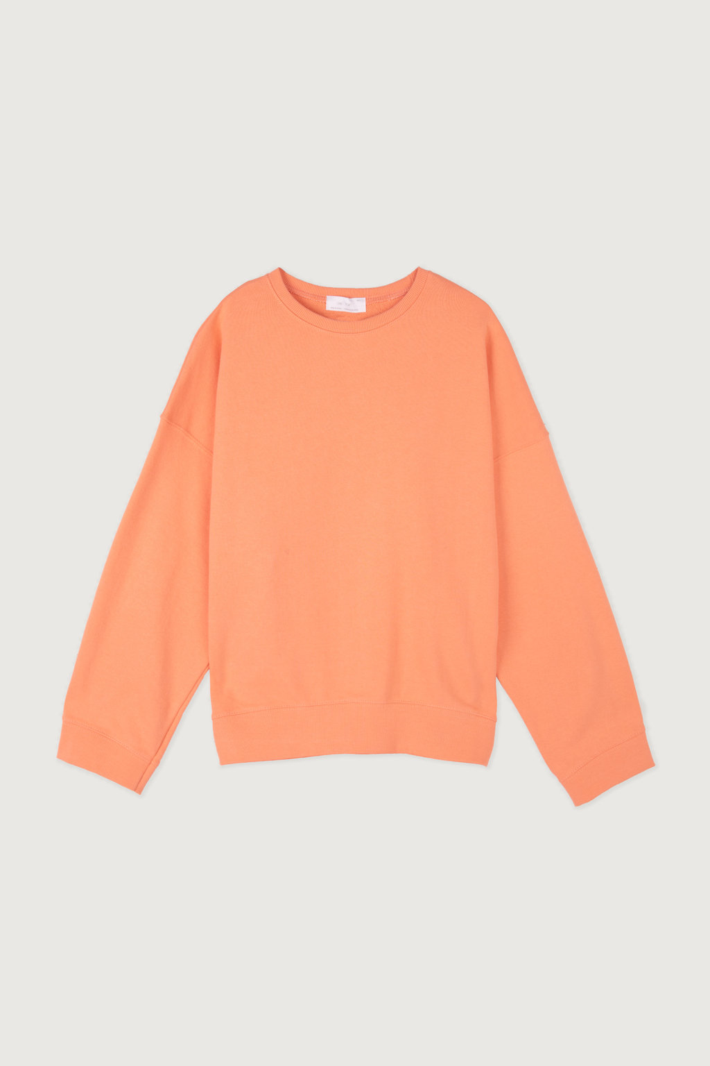 Sweatshirt K147 Orange 5