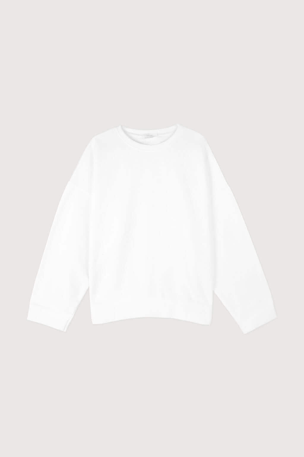 Sweatshirt K147 White 7