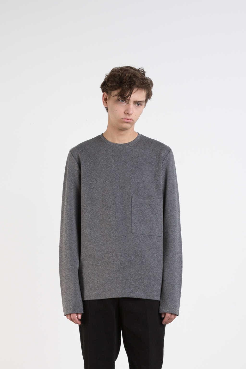 T Shirt 1199 Gray 1