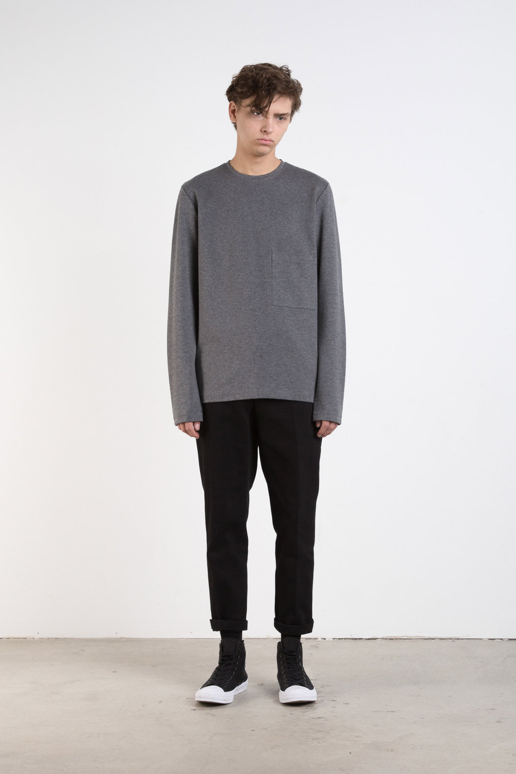 T Shirt 1199 Gray 2