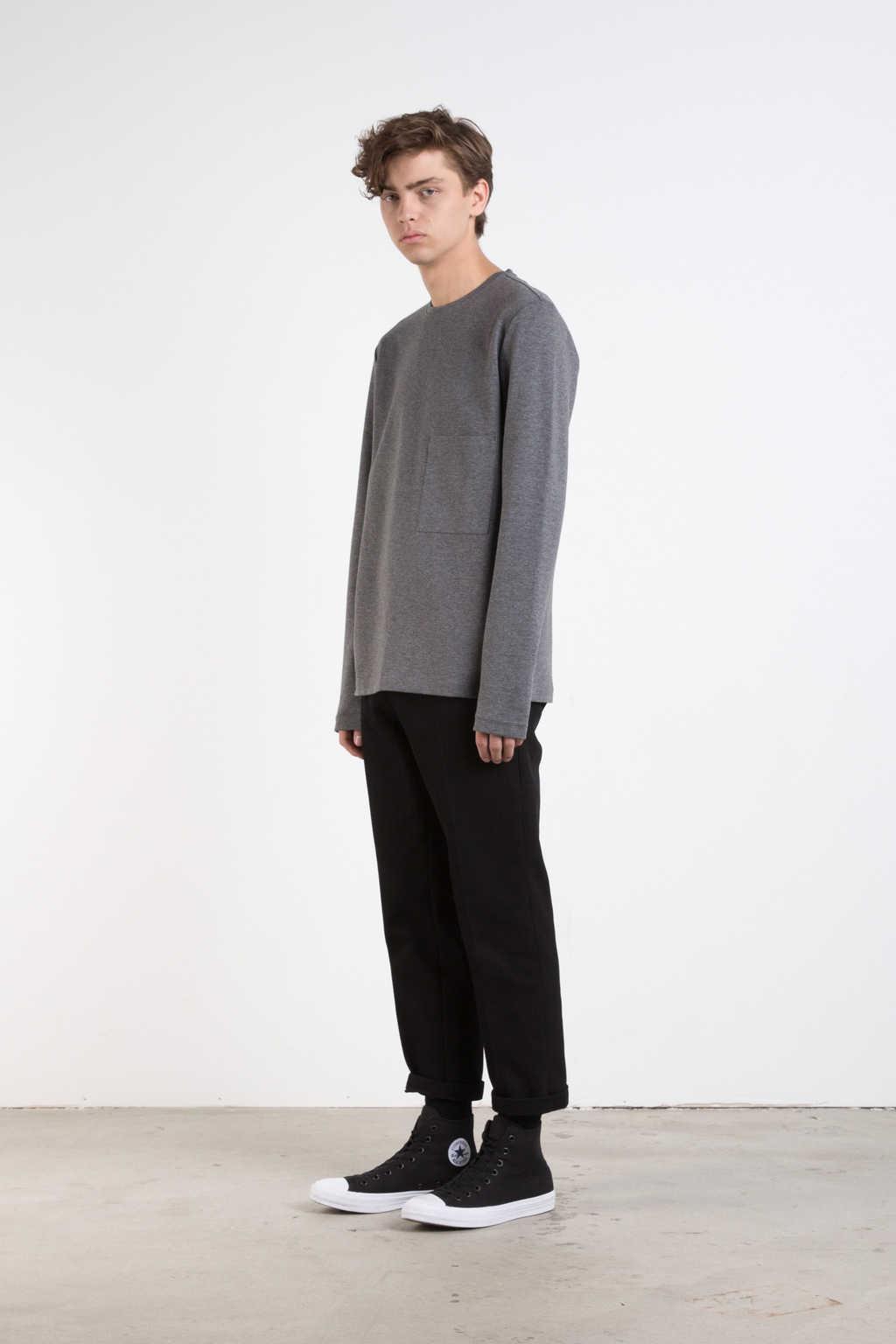 T Shirt 1199 Gray 3