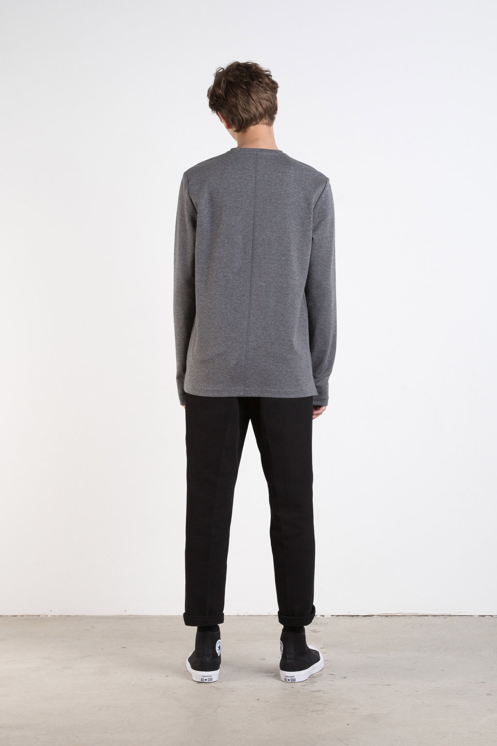 T Shirt 1199 Gray 4