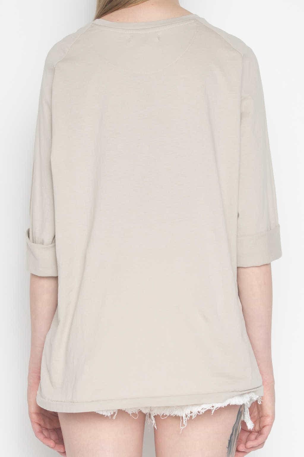 T Shirt 1232 Khaki 2