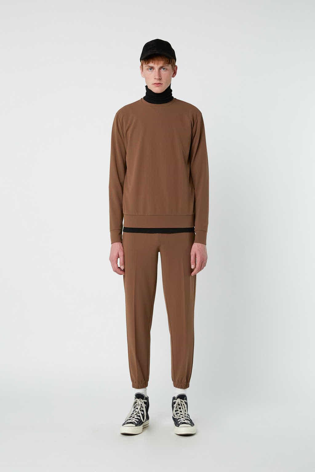 TShirt 2654 Brown 2