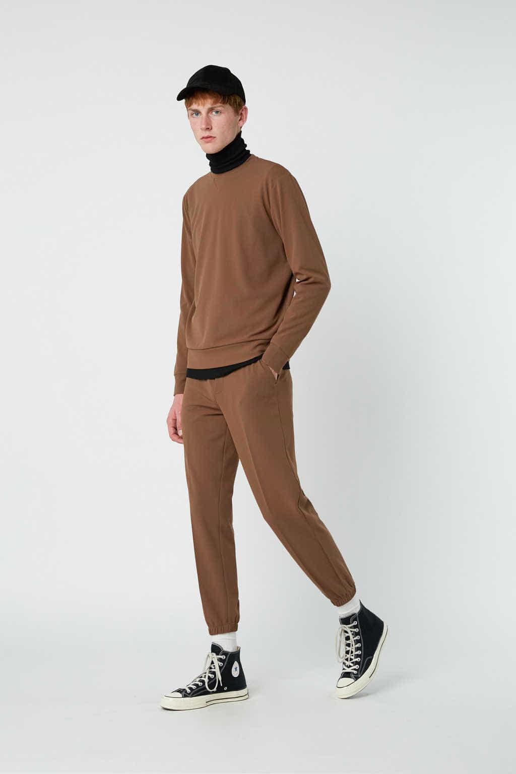 TShirt 2654 Brown 3