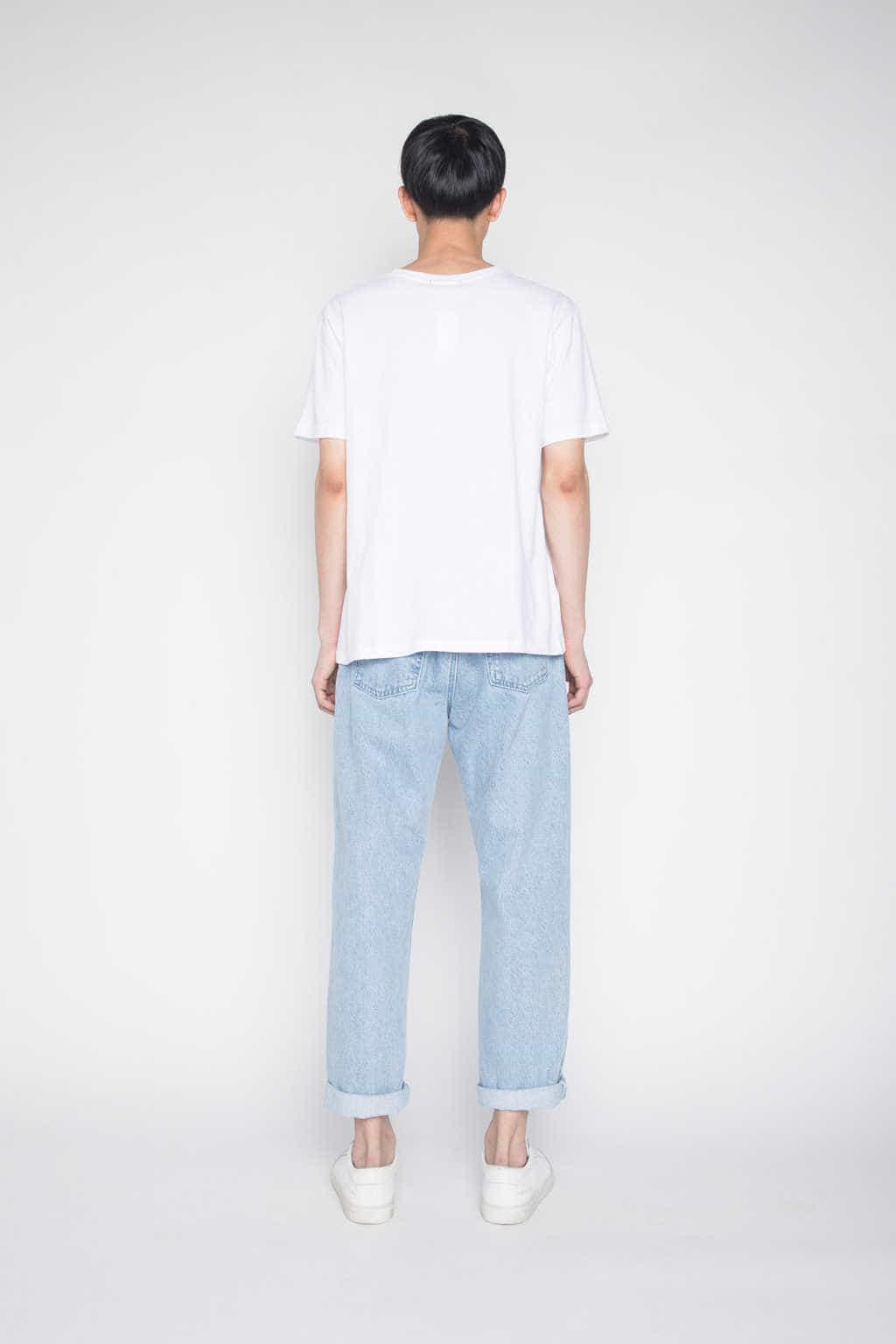 TShirt H180 White 4