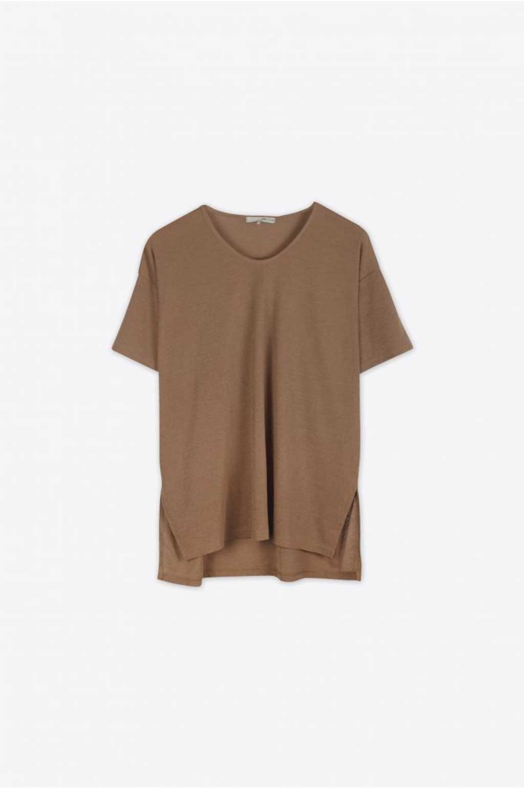 TShirt H241 Brown 5