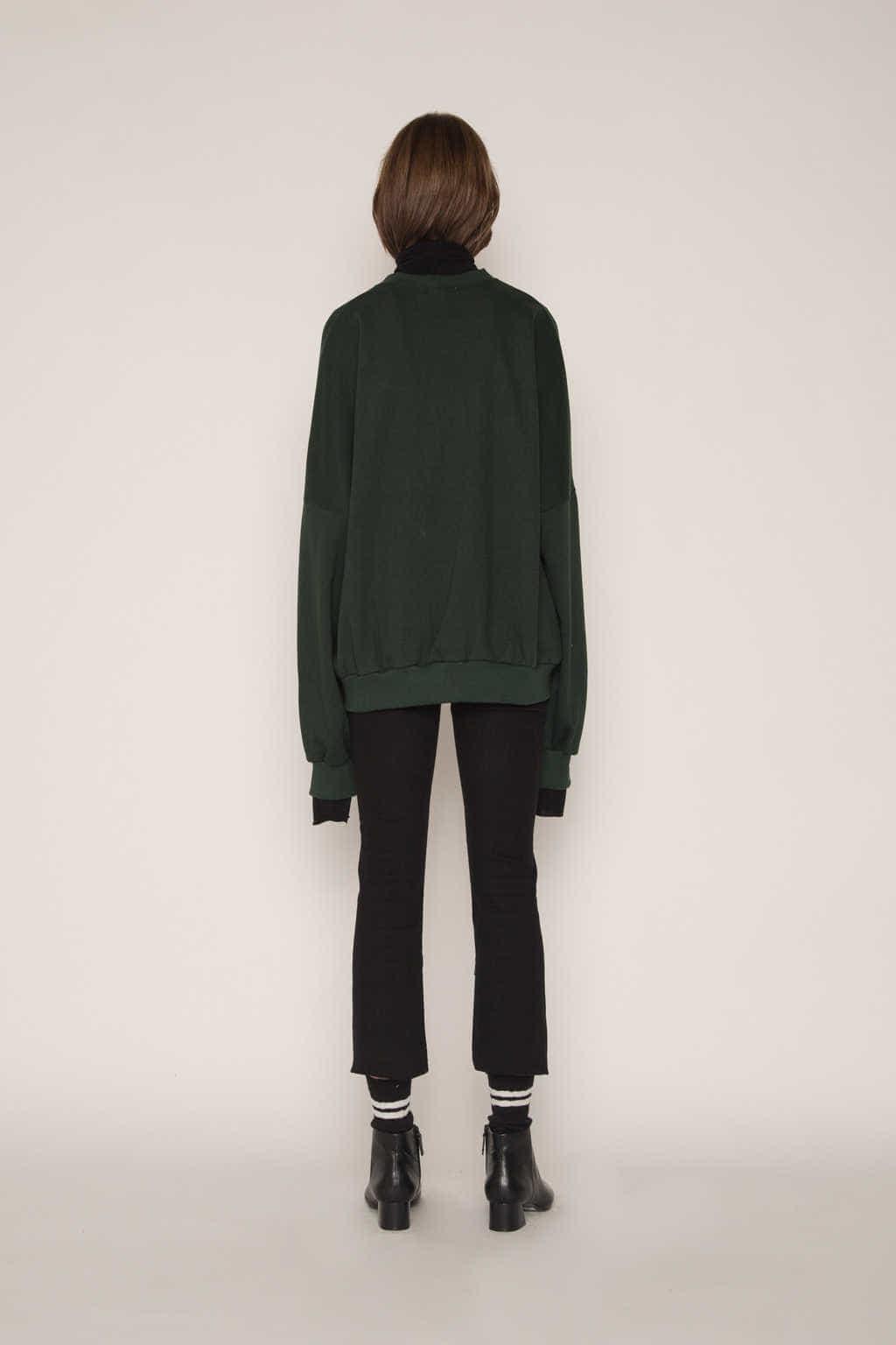TShirt H391 Green 4