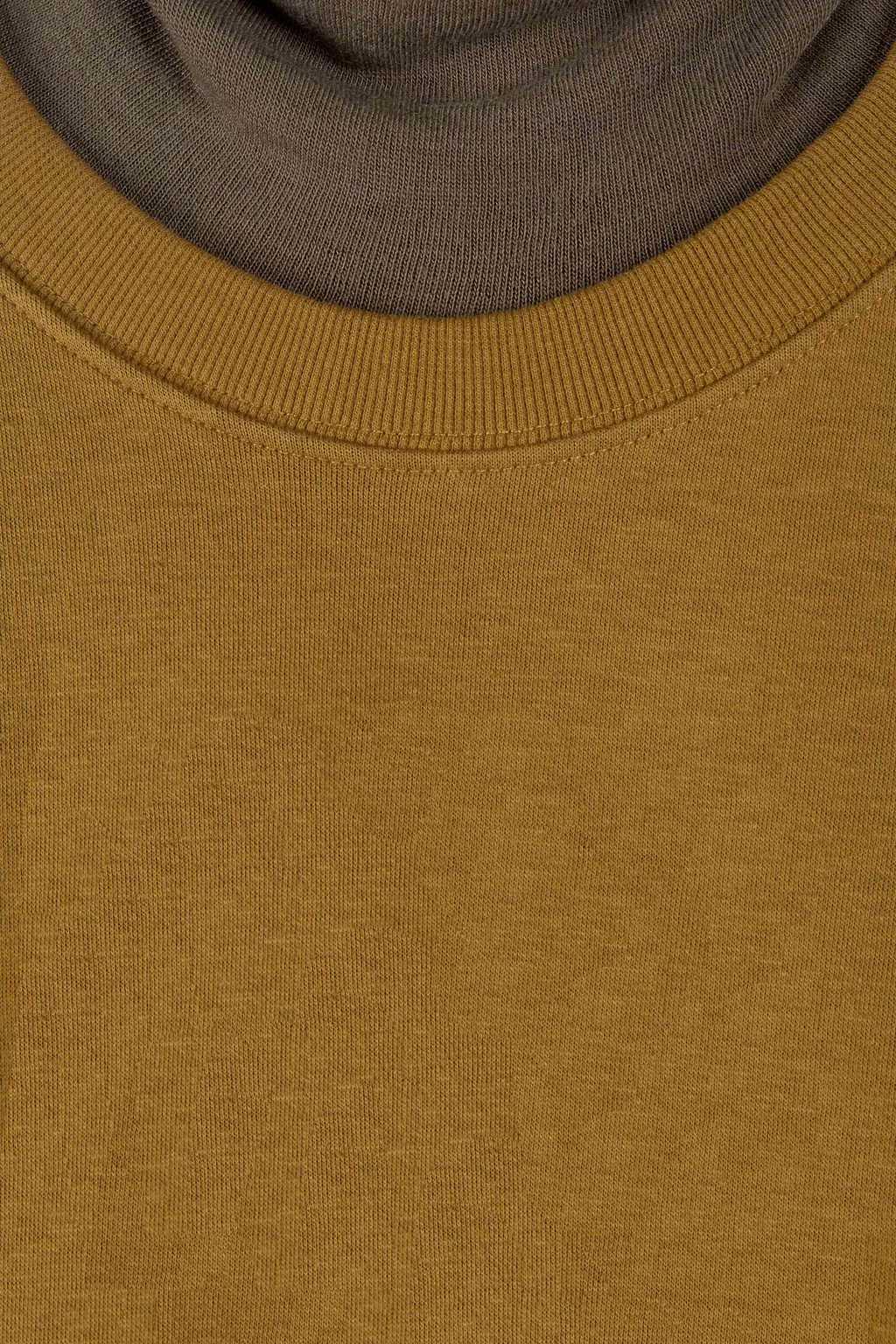 TShirt H391 Mustard 8