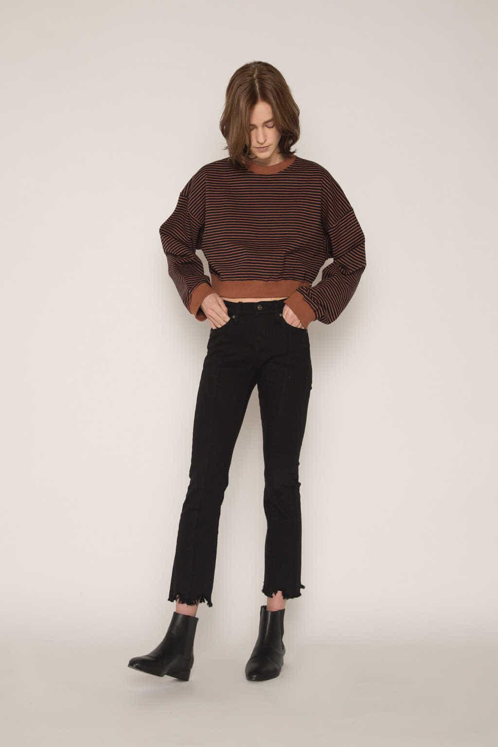 TShirt H411 Brown 3
