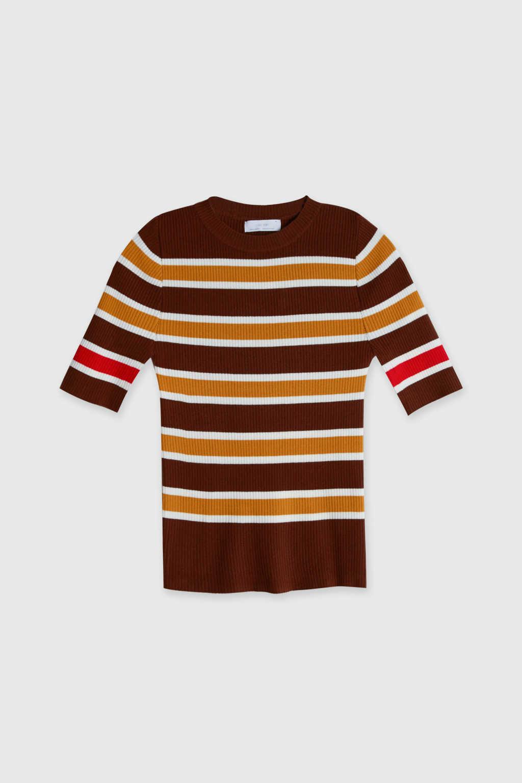 TShirt J006 Brown 7