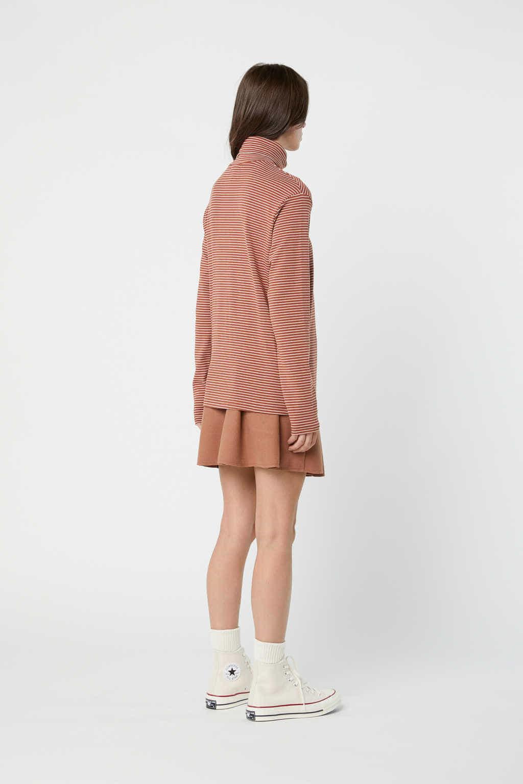 TShirt J011 Brown 4