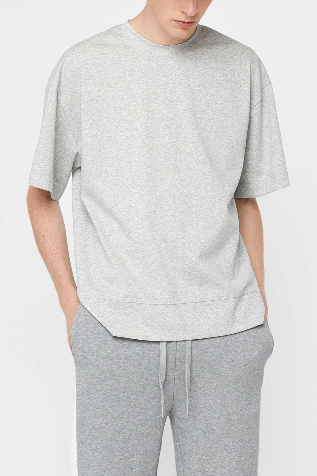 TShirt K007M Gray 1