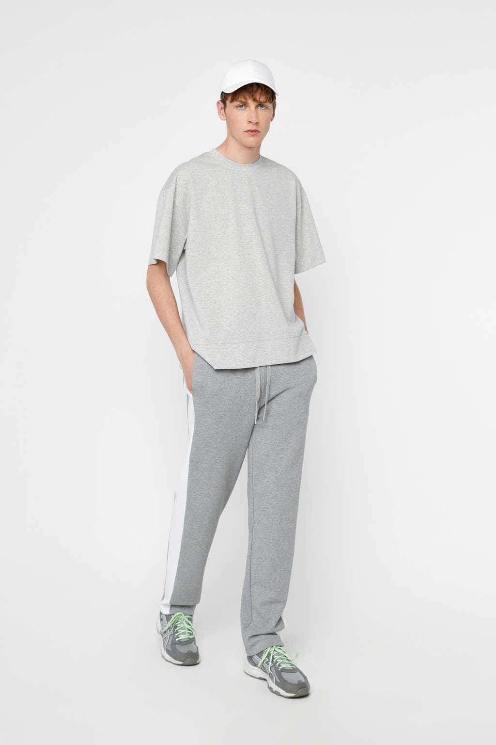 TShirt K007M Gray 3