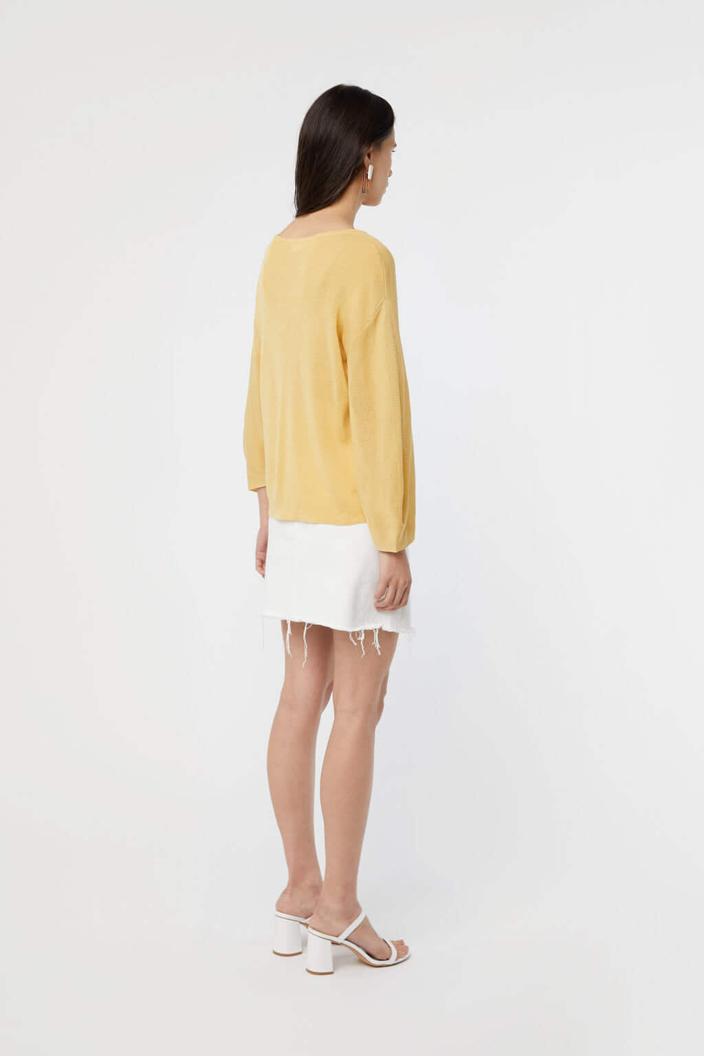 TShirt K010 Yellow 5