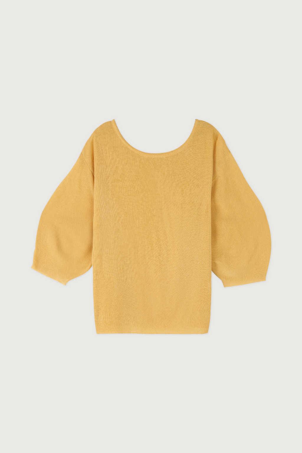 TShirt K010 Yellow 6