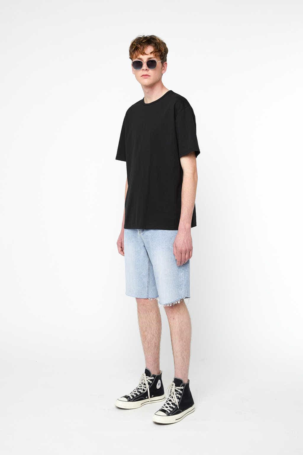 TShirt K011M Black 9