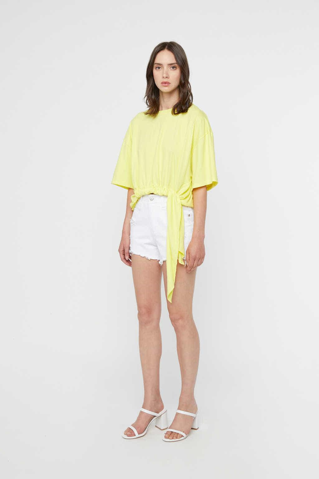 TShirt K151 Yellow 1