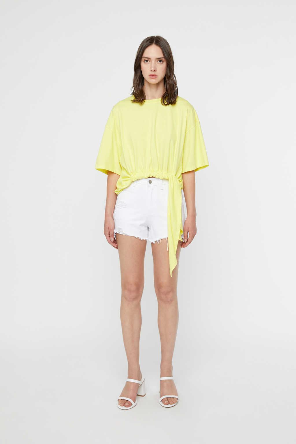 TShirt K151 Yellow 3